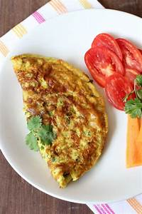 Masala Omelette Recipe for an Omelet Breakfast recipes