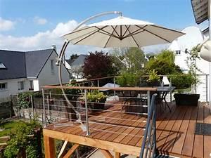 Garde Au Sol C3 : 25 best ideas about terrasse sur lev e on pinterest ~ Maxctalentgroup.com Avis de Voitures