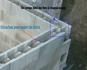 piscine elevation des blocs a bancher With marvelous construction piscine hors sol en beton 15 bloc piscine