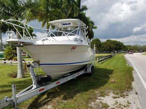 Wellcraft Boats For Sell by 1990 Wellcraft 270 Coastal Power Boat For Sale Www