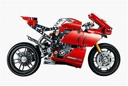 Lego Ducati Panigale Technic V4 Hiconsumption