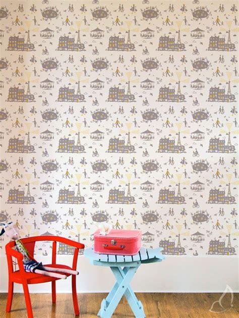 tapiserie chambre papier peint expanse sur intisse grande largeur à poitiers