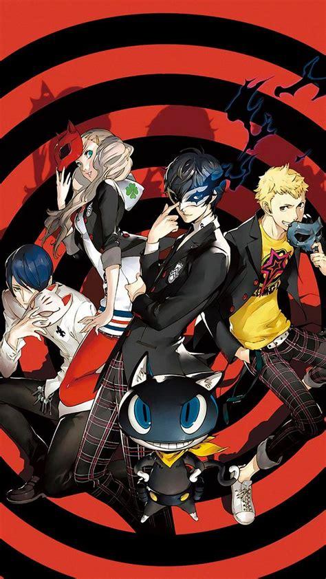 Persona 5 Animated Wallpaper - persona 5 wallpaper for smartphone by de monvarela shin