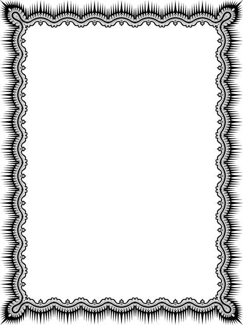bingkai border piagam vector  tadungkung  egrafis