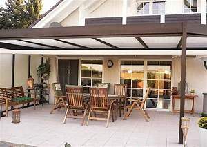 Haus Bauen Anleitung : terrassendach selber bauen vor berlegungen ~ Markanthonyermac.com Haus und Dekorationen