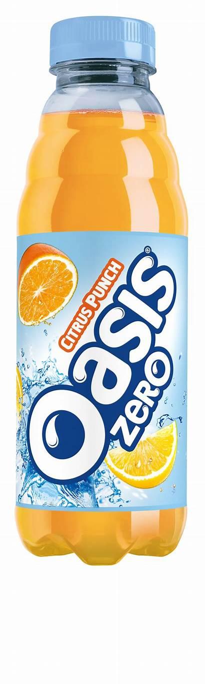 Oasis Zero Citrus Punch Drinks Re Brands