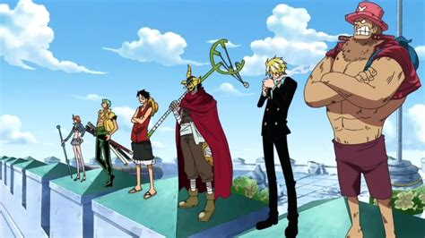 [straw Hats Vs Cp9