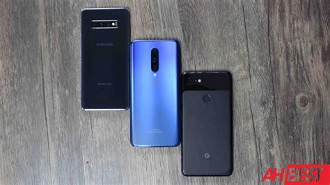 best android smartphones june 2019 android headlines