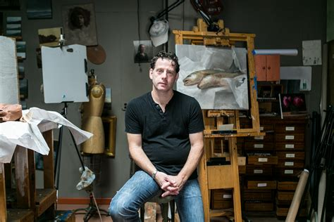 Artist And Atelier Founder Jacob Collins On The Vitality