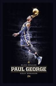 paul george poster | Athletic Graphics | Pinterest ...