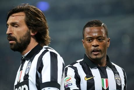 Pirlo and Evra: Loaded Experiences Competing in the ...