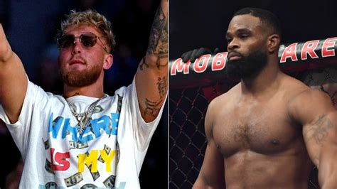 Discussion in 'ufc discussion' started by bobblystruggles, jun 3, 2021. Jake Paul and Tyron Woodley Face-Off for First Time Since ...