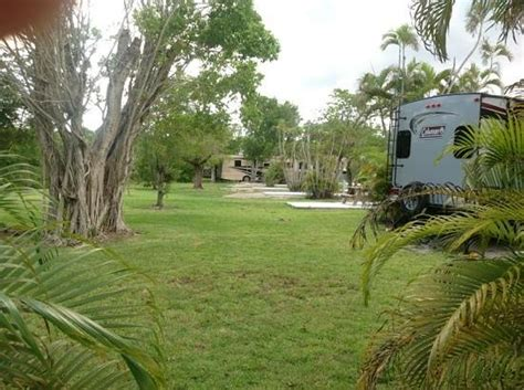 site - Picture of Periwinkle Park & Campground, Sanibel ...