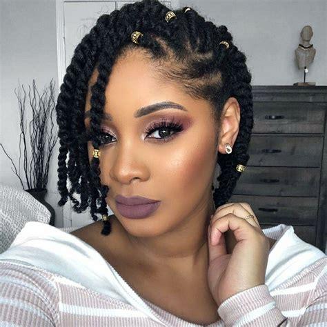 natural hair braids  enhance  beauty haircuts hairstyles