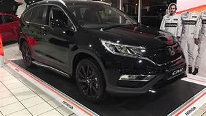 2017 Honda Cr V Black Edition