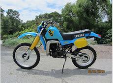 Vintage Enduro 1983 Yamaha IT 490K — Select Moto