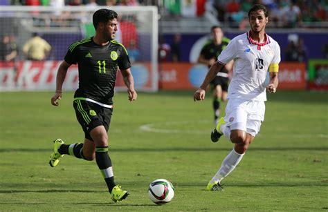 Mexico Vs. Costa Rica 2015 Gold Cup: Live Stream, Preview ...