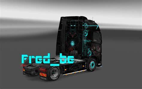 volvo truck tech ets2 volvo fh2012 hi tech 1 23 x 1 24 x simulator