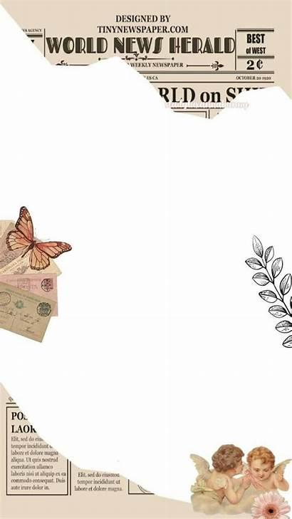 Aesthetic Fondos Word Apuntes Digitales Decoraciones Collage