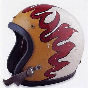 Vintage motorcycle helmet | helmet | Pinterest