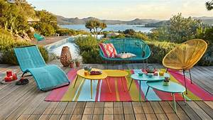 Salon De Jardin Couleur : quelles couleurs choisir pour des meubles de jardin ~ Teatrodelosmanantiales.com Idées de Décoration