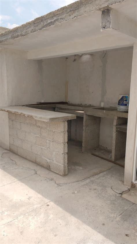 cocinas de concreto ideas remodelacion cocina
