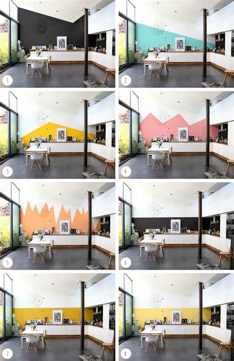 couleur de mur de chambre les 25 meilleures idées concernant couleurs de mur sur