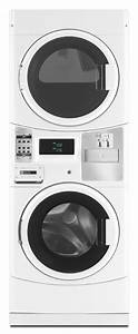 Maytag Mlg20pdcww 27 Inch Commercial Gas Laundry Center