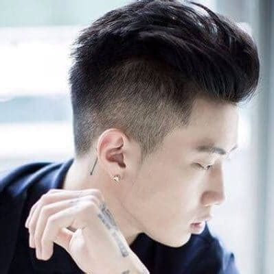 65 asian hairstyles for men to get that impeccable look