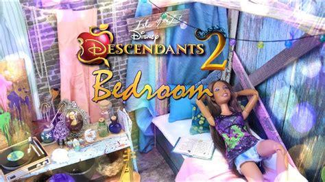 diy    disney descendants  bedroom isle
