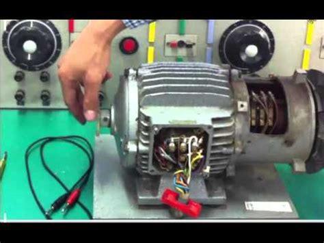 motor trif 225 sico de rotor devanado youtube