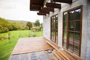 Tipps Zum Bau Einer Holzterrasse Ratgeber Haus Garten