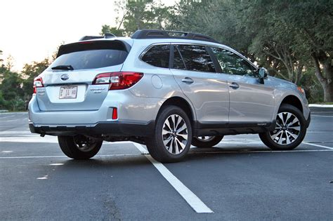 2018 Subaru Outback 36r Limited Driven Picture 663797