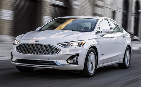 Ford 2019 : 2019 Ford Fusion Announced With Standard Co-pilot