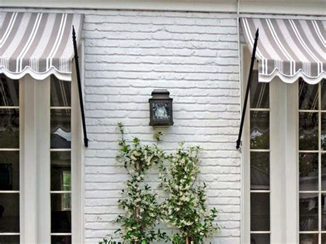 easy pieces window awnings gardenista