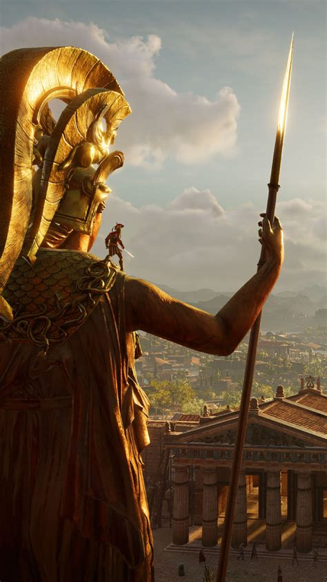 assassins creed odyssey wallpapers wallpaper cave