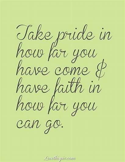 Pride Take Quotes Quotesgram Faith