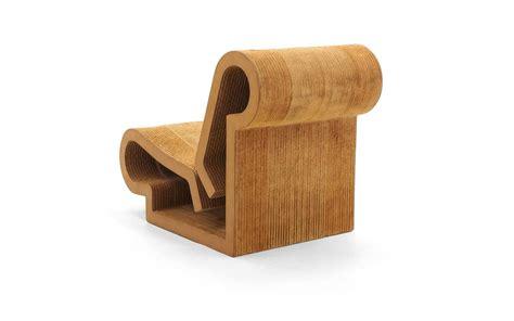 original frank gehry easy edges cardboard contour