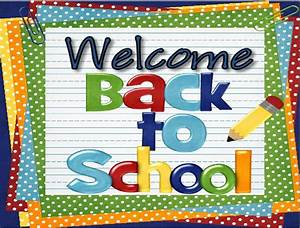 My Inglish con E: Welcome back to school!!