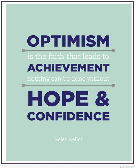 Is Quotes Optimistic Quotes With Images