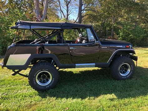 jeep jeepster for sale 1970 jeep kaiser jeepster commando for sale in duxbury