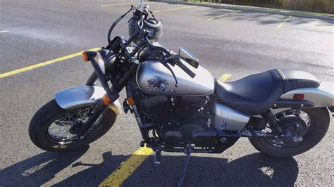 2015 Honda Shadow Phantom Review