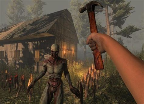 survival zombie games pc game fight humanity