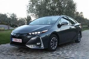 Essai Toyota Auris Hybride 2017 : photo essai toyota prius hybride rechargeable phv 2017 0010 ~ Gottalentnigeria.com Avis de Voitures
