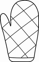 Oven Mitt Clipart Clip Baking Gloves Outline Mitten Cooking Line Mittens Transparent Cliparts Open Mit Library Presentations Websites Reports Powerpoint sketch template
