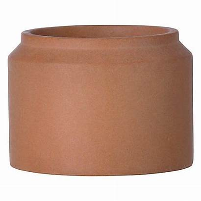 Pot Concrete Pots Ochre Ferm Living Outdoor