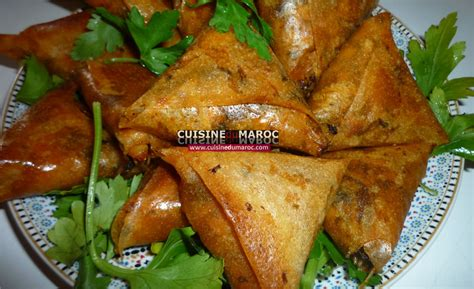 cuisine marocaine brick briouates aux kefta bricks à la viande hachée marocaine
