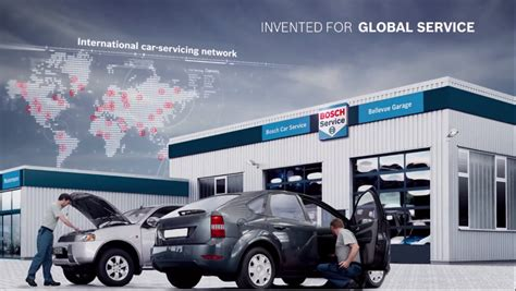 Car Service Company by Bosch Car Service Your Professional Automotive Repair