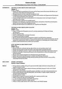 Unique resume documentation skills images example resume for Technical documents job