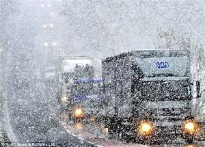 UK snow: Britain braced for a white Christmas   Daily Mail ...
